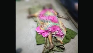 শ্রীপুরে কেরোসিন ঢেলে ঘুমন্ত স্ত্রীকে পুড়িয়ে হত্যা