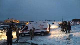 তুরস্কে সামরিক হেলিকপ্টার বিধ্বস্ত হয়ে ১১ সেনা নিহত