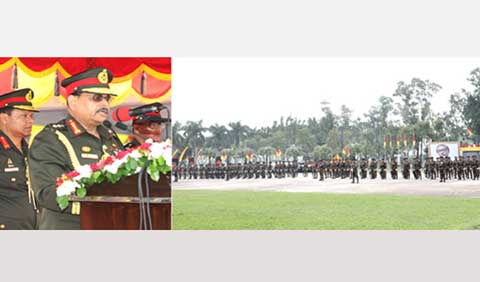 হুমকি মোকাবেলায় প্রস্তুত থাকতে হবে: সেনাপ্রধান