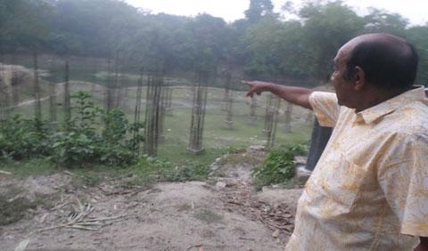 সরেজমিন ঝিকরগাছা : শিউরে উঠা আজাদ হিন্দের রক্তাক্ত ইতিহাস