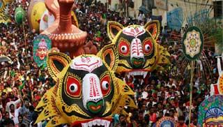 প্রতীকী আয়োজনে উদযাপিত হবে এবারের বাংলা বর্ষবরণ