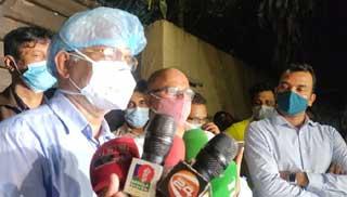 খালেদা জিয়ার ফুসফুসে খুব কম মাত্রার সংক্রমণ: চিকিৎসক