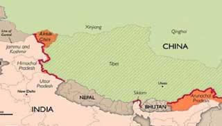 ফের উত্তপ্ত চীন-ভারত সীমান্ত
