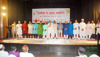 সাংবাদিকদের অধিকার আদায়ে ঈদের পর আন্দোলন: মোল্লা জালাল