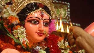 সম্প্রীতির আবহে যথাযোগ্য মর্যাদায় শারদীয় দুর্গোৎসব
