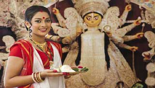শারদীয় দুর্গোৎসব: সার্বজনীন উৎসবের বারতা-সম্প্রীতির আবাহন