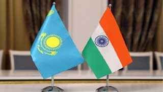 Army chiefs of India-Kazakhstan discuss bilateral cooperation