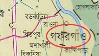 গফরগাঁওয়ে গৃহবধূর মরদেহ উদ্ধার