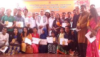 গাজীপুরে শিল্পকলা একাডেমির প্রতিষ্ঠাবার্ষিকী উদযাপন