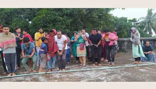 বাাড়িয়া গণহত্যা: গাজীপুর শিল্পকলায় পরিবেশ থিয়েটারেরমহড়া শুরু