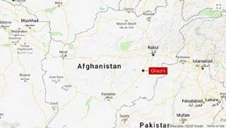 আফগানিস্তানের গজনিতে গাড়ি বোমা হামলায় নিহত ৩০