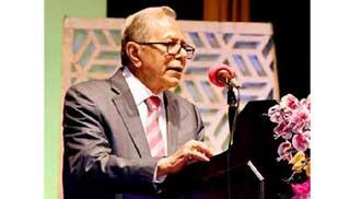 প্রযুক্তির অপব্যবহার রোধে প্রস্তুত থাকুন: সেনাবাহিনীকে রাষ্ট্রপতি