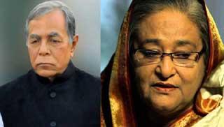 শামসুজ্জামান খানের মৃত্যুতে রাষ্ট্রপতি-প্রধানমন্ত্রীর শোক