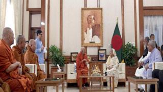 'সাম্প্রদায়িক সম্প্রীতিতে বাংলাদেশ বিশ্বে উজ্জ্বল দৃষ্টান্ত'