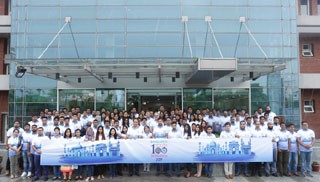 ভারত সফরে ১০০ সদস্যের বাংলাদেশ যুব প্রতিনিধিদল