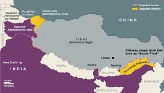 আধিপত্য ধরে রাখতে আসন্ন শীতে সীমান্তে চীনের প্রস্তুতি