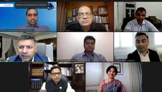 'বাংলাদেশ-ভারতের বিনিয়োগকারীদের একত্রিত করবেরাইজআপ প্ল্যাটফর্ম'