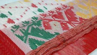 জামদানি উৎসব: ওয়ার্ল্ড ক্রাফট সিটির মর্যাদা পেল সোনারগাঁও