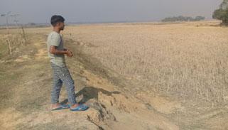 কমলগঞ্জে বোরো আবাদ বঞ্চিত ছয় গ্রামের প্রায় অর্ধ সহস্রাধিক কৃষক