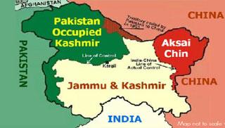 কাশ্মীরের উন্নয়নে পাকিস্তানের চেয়ে ১৬ গুণ বেশি ব্যয় করছে ভারত