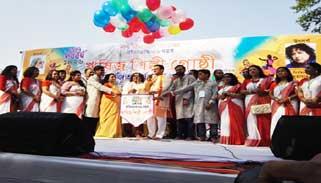 বাঙালি বাংলা নববর্ষকে বরণ করে নিয়েছে : নৌপরিবহন প্রতিমন্ত্রী