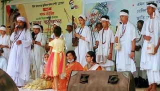 গাজীপুরে গানে-ভক্তিতেমরমী সাধক ফকির লালনকে স্মরণ