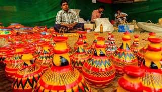আজ সোনারগাঁওয়ে শুরু হচ্ছে কারুশিল্প মেলা  ও লোকজ উৎসব