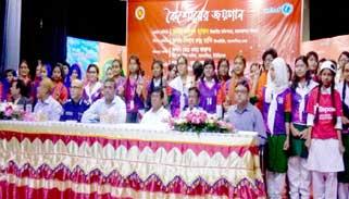 'বাল্যবিয়ে রোধ করতে পারলে নারীরক্ষমতায়ন ও মর্যাদা বৃদ্ধি পাবে'