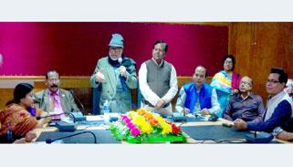 দু'শ নারী নেতৃবৃন্দের সাথে 'জয় বাংলা নাগরিক পরিষদ'র মতবিনিময়
