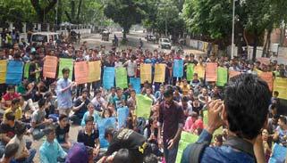 দাবি পূরণ হওয়ায় ক্লাস-পরীক্ষায় ফিরছেন বুয়েট শিক্ষার্থীরা