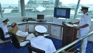 Karwar Naval Base will become Asia`s largest: Rajnath Singh