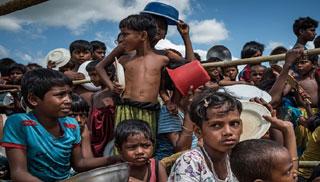 রোহিঙ্গা সংকট: ইন্দোনেশিয়ার সহায়তা চেয়েছেন পররাষ্ট্রমন্ত্রী