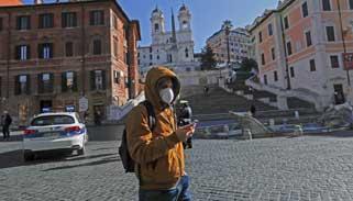 ইতালিতে নতুন করে ৭৬৬ জনের মৃত্যু, মিলছে উন্নতির আভাস