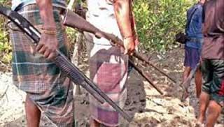 সুন্দরবনে নতুন দস্যু বাহিনী 'রাজা-বাদশা'র দাপট