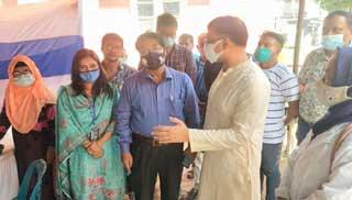 উন্নয়ন ও অগ্রযাত্রার আলোক দিশারী শেখ হাসিনা: মেয়র টিটু