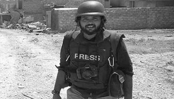 আফগানিস্তানে পুলিৎজারজয়ী সাংবাদিক নিহত