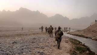 রাতভর সংঘর্ষে রক্তাক্ত আফগানিস্তান : নিহত অর্ধশত