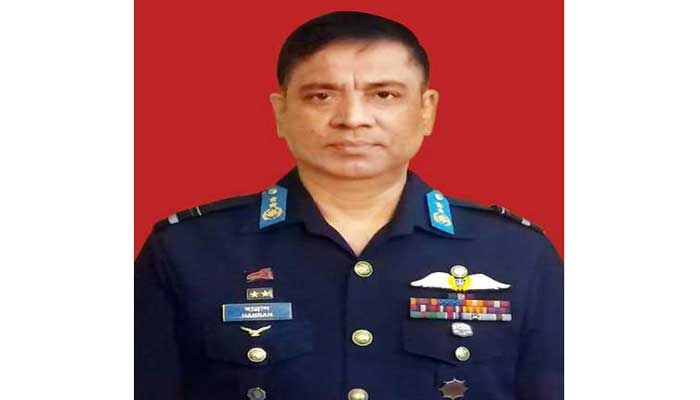 বিমানবাহিনীর প্রধান হলেন আব্দুল হান্নান