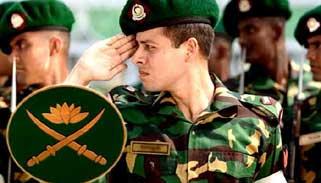 বাংলাদেশ সেনাবাহিনীতে দুটি পদে চাকরির সুযোগ