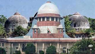বাবরি মসজিদ মামলার রায় আজ : ভারতজুড়ে কড়া নিরাপত্তা