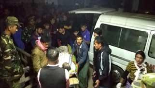 বান্দরবানে আওয়ামী লীগ নেতাকে গুলি করে হত্যা