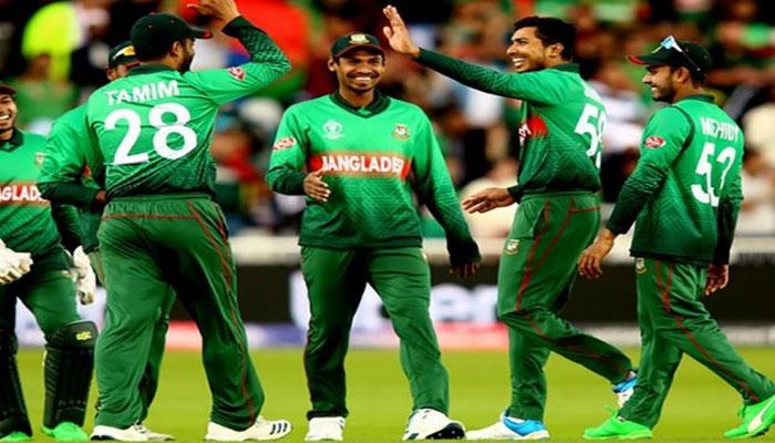 পাকিস্তানের বিপক্ষে টি-২০ দল ঘোষণা