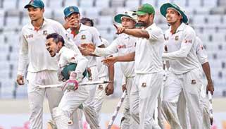 ২৪ অক্টোবর শুরু হচ্ছে বাংলাদেশ-শ্রীলংকা টেস্ট সিরিজ