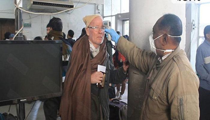 করোনা ভাইরাস ঠেকাতে বেনাপোলে সতর্কতা