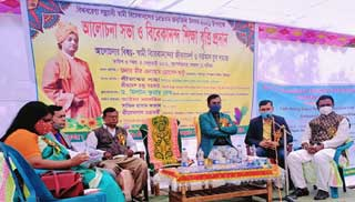 'বাংলাদেশে স্বামী বিবেকানন্দের আদর্শ ছড়িয়ে দিতে কাজ করবে সরকার'