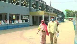 বগুড়ায় করোনা আইসোলেশন ইউনিটে শিশুর মৃত্যু
