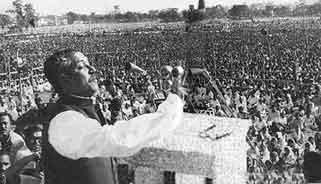 ৭ মার্চকে জাতীয় দিবসের দাবি যথার্থ : অধ্যাপক ড. সৈয়দ আনোয়ার হোসেন