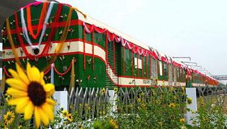 ঢাকা-রাজশাহী রুটে বিরতিহীন ট্রেন চালু হচ্ছে বৃহস্পতিবার