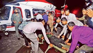 ব্রাশফায়ারে সাতজনকে হত্যার ঘটনায় মামলা : আসামি অজ্ঞাত