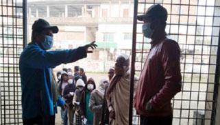 চট্টগ্রাম সিটি নির্বাচনে ভোটগ্রহণ চলছে